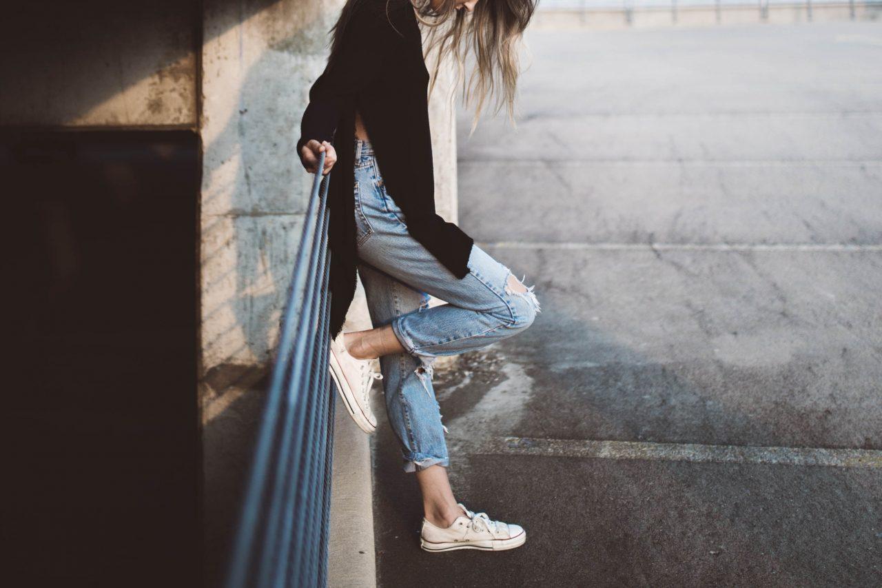 Skinny Jeans and Sundays