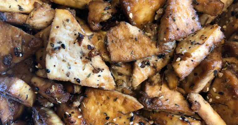 Carnivore-Approved Tofu