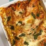 Protein Lasagna
